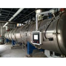 China fornecedor de secador de vácuo industrial para aplicação em pó