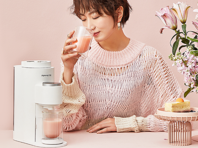 No-wash Smart Soymilk Maker