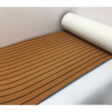 Customized Boat Teak decking Flooring UV Resistant EVA Foam Mat