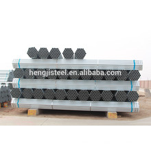 Alibaba de acero galvanizado en caliente de tuberías de agua de 4 pulgadas