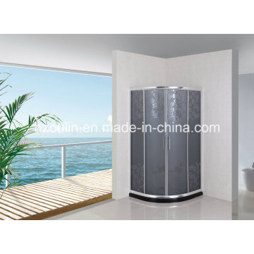 Porte simple de clôture de douche de la Chine (AS-911 sans plateau)
