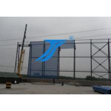 Ветер лист пыли барьер золотистого Поставщика в Китае