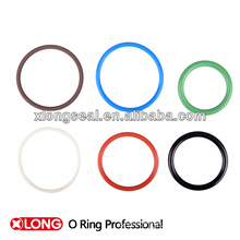 beautiful color mini elastic 2014 unique style seal o rings