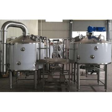 TIG Kimpalan Stainless Steel Sanitary Microbrewery Equipment