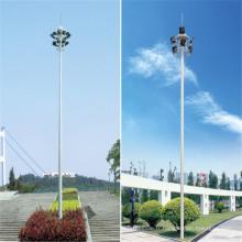 Poteau d'éclairage élevé de mât de stade de sports de 30m avec l'échelle artificielle