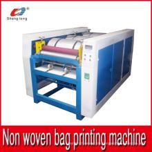 2015 Neu eingetroffenes Nonwoven-Beutel und PP gewebte Beutel-Druckmaschine Stück von Stück
