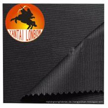 Feine Qualität Italia Design Kammgarn Wolle Polyester Mischung Herren Anzugstoff