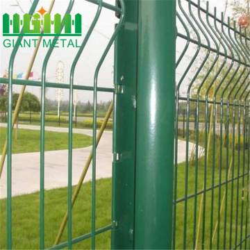 Cheap PVC Coated Wire Wesh Used Fencing