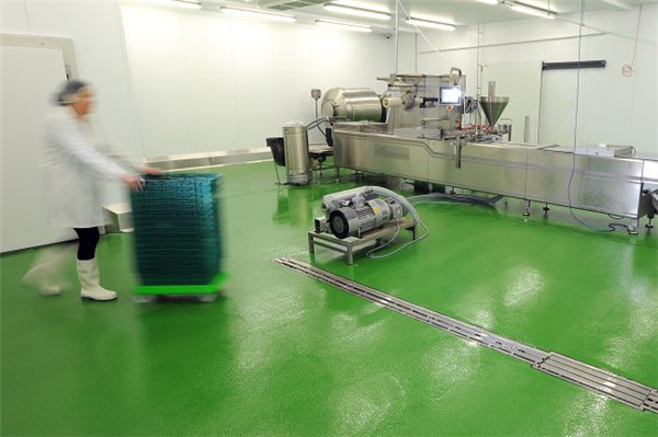 Workshop Anti Slip Floor Coating
