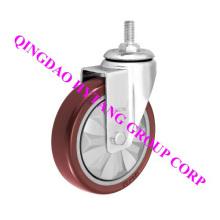 Thread PU caster wheel N330XXX