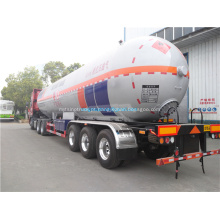 Reboque do tanque de 3axles lpg reboque do gás do lpg