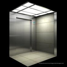 Elevador do elevador do passageiro do aço inoxidável