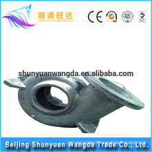 Multi-fuction customzied pump casting parts high efficiency and low noise pump body