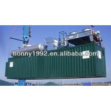 Silent Canopy Low Noise Gas Generator set