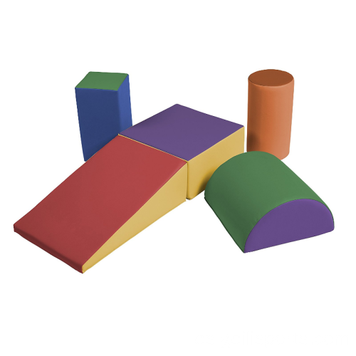Soft Foam Children Play Building Blocks