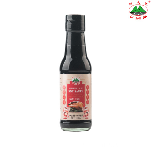 150ml Glasflasche Light Soy Sauce