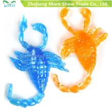 Hot Sale TPR Sticky Animal Toys Party Favors Novelty Toys
