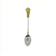 Metal Material Souvenir Use Decoração Spoon