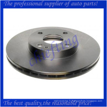 MDC659 DF2702 F1CZ1125B meilleurs freins et rotors pour mazda 323