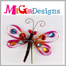 Hot Sale Newely Design Metal Dragonfly Wall Decor