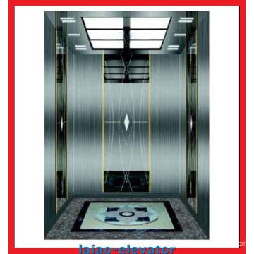 Ascenseur à domicile bon marché avec LED DOT Matrix-Standard Cop Display