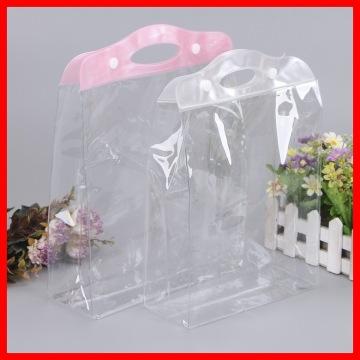 Bolsa de plástico para cosmética y paquete