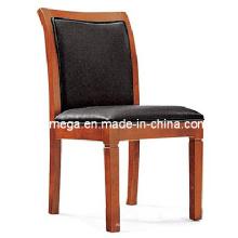 Chaise en attente sans fauteuil en bois d'accoudoir (FOH-F71)