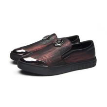 Fashion Metal Pull on Men Shoes (YN-8)