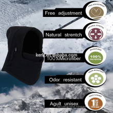 6in1 Fleece winter ski face mask balaclava, polar fleece balaclava hood mask