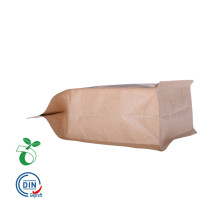 Empty Jasmine Herb Hemp Tea Bag Biodegradable