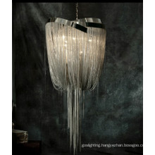 Modern High Quality Chrome Chain Chandelier (ka1091)