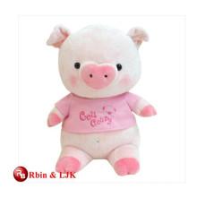 Treffen Sie EN71 und ASTM Standard Plüsch Schwein
