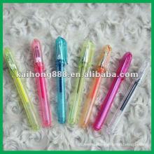 Tinta de caneta plástico com tamanho Mini