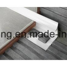 10mm White Color Edge Decorative Tile Profile