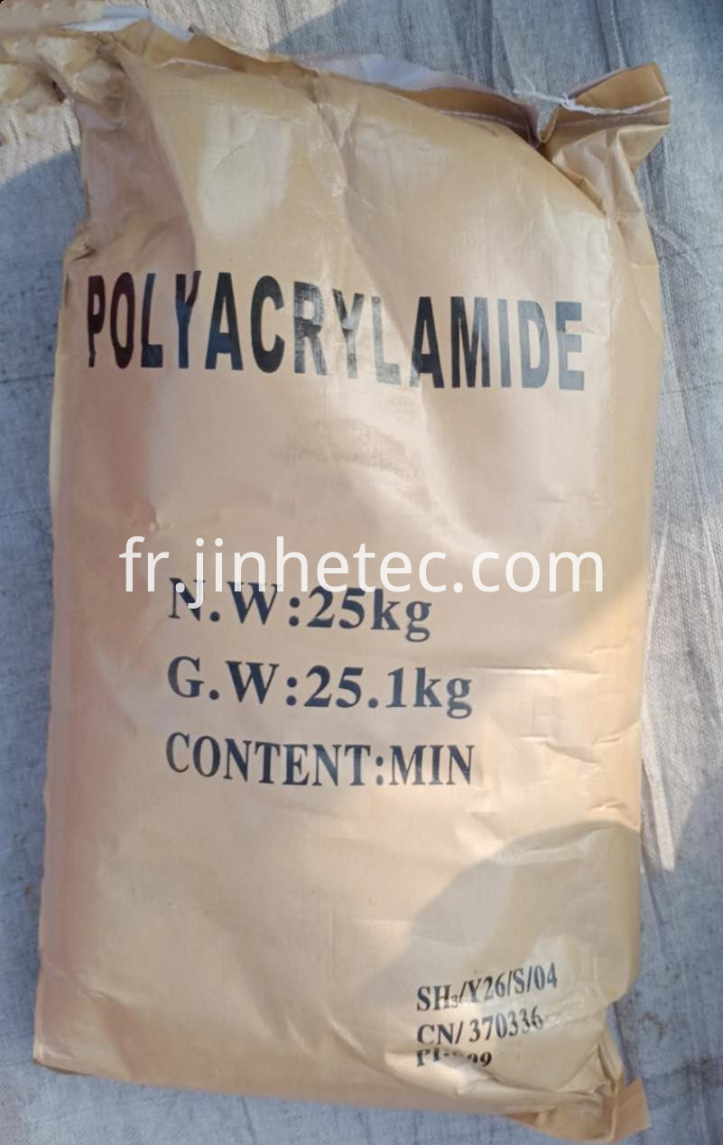 Flocculant PAM For Waste Water Treatment