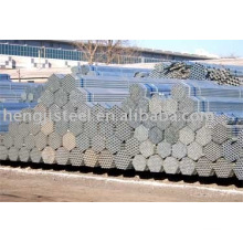 Hot galvanized steel tube