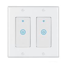 Nouveau commutateur mural intelligent WiFi ZigBee aux États-Unis