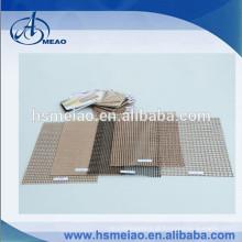 Profissional Fabricante PTFE tecido de malha de fibra de vidro revestido