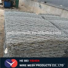 hexagonal gabion mesh China alibaba