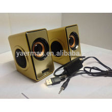 portable mini speaker with usb charger