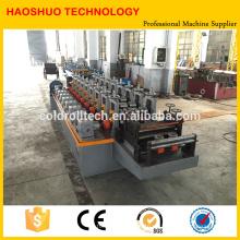 De Buena Calidad Por encargo Máquina formadora de rollos en frío para perfiles de acero