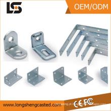 peças de máquinas de produção de gabinete em alumínio