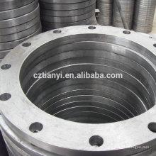 Нержавеющая сталь ansi b16.5 фланец трубы горячие продавая продукты в фарфоре