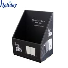 Présentoirs de comptoir de cils en carton durable