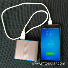 Power bank 4400mAh for mobile charger and led rope light
