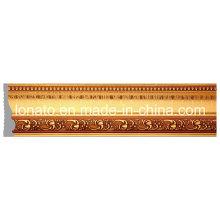 Décoration d'intérieur de haute qualité PS Décoration de corniches F008