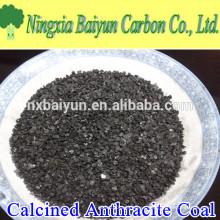 90% carbonato de antracita calcinado eléctricamente