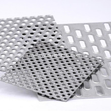 Lembaran Logam Perforated Electro Galvanized