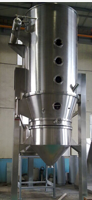 Fluidized Bed Dryer for Granulating Dryer