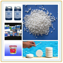 Sodium Dichloroisocyanurate for Swimming Pool Water Disinfectant Chemical (SDIC)